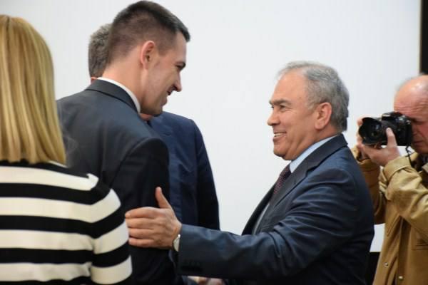 terzic i ambasador palestine