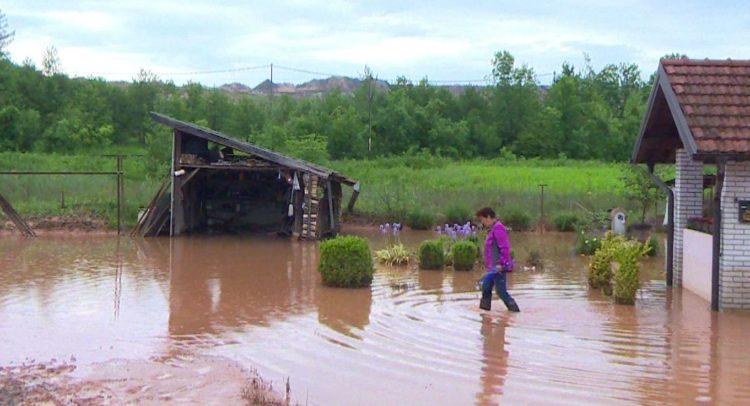 poplavljena područja
