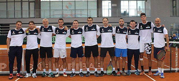 Тенис Србија 1
