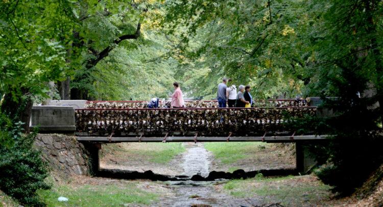 Most ljubavi, Foto: Dejan Briza