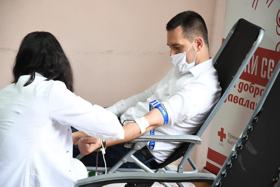 davaoc krvi