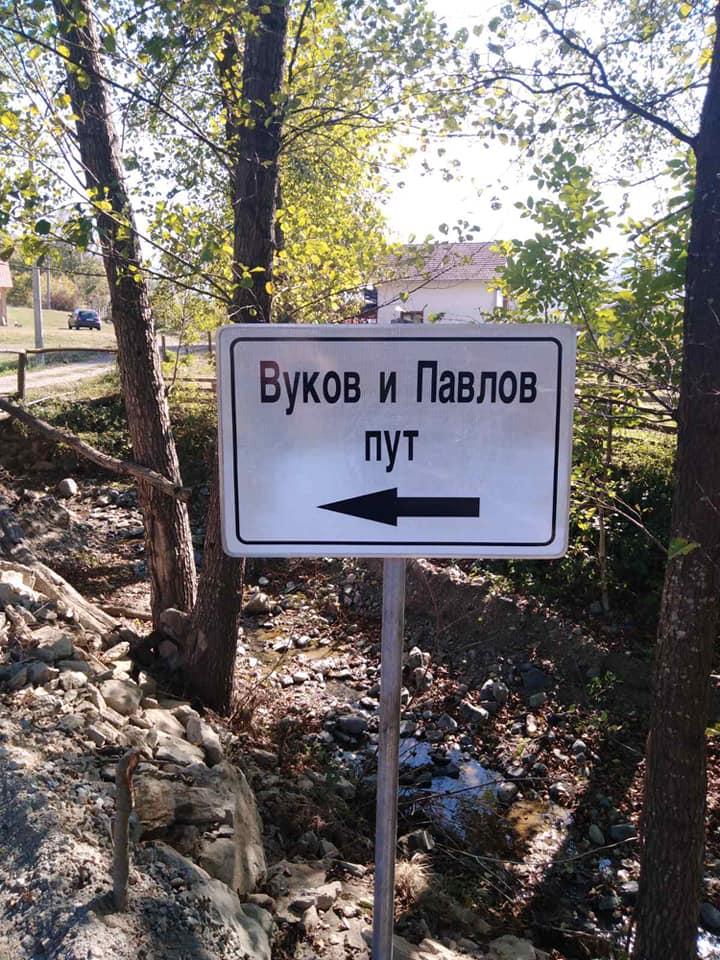 Vukov i Pavlov put