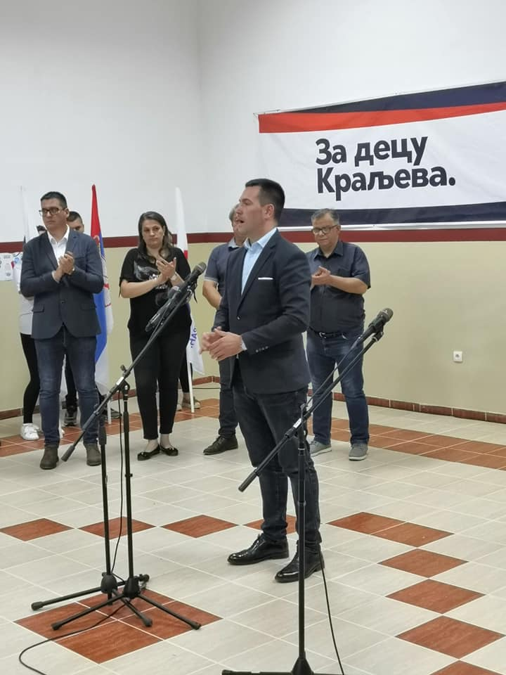 dr Predrag Terzić - Za decu Kraljeva