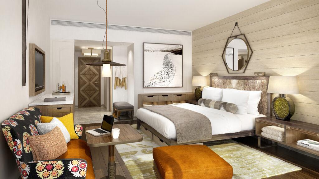 Viceroy Kopaonik guestroom